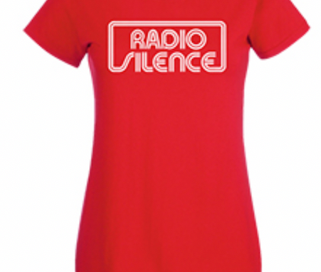 Ladies Radio Silence T Shirt