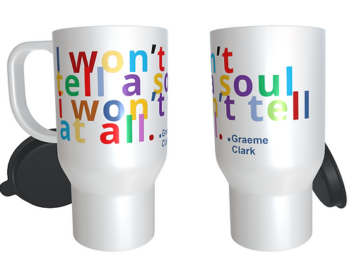 Lyric Travel Mugs