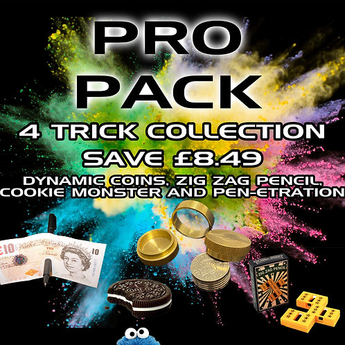 Pro Pack Multi Trick Collection