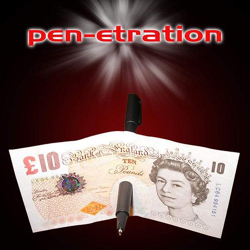 Pen-etration!