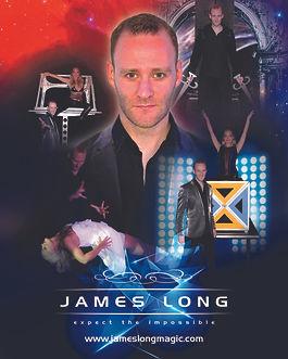James Long Magician