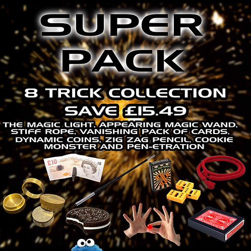 Super Pack Multi Trick Collection