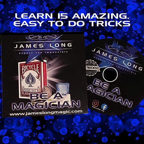 Be a Magician - DVD