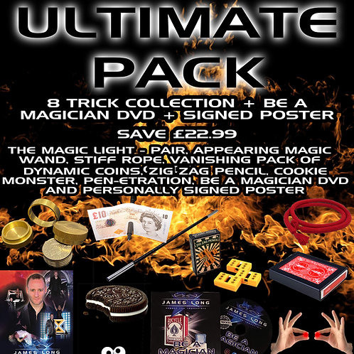 Ultimate Pack Multi Trick Collection