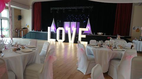 J&B Disco Ipswich Love Wedding