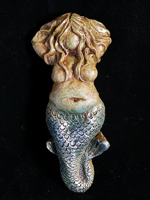 Curvacious Mermaid Plaque