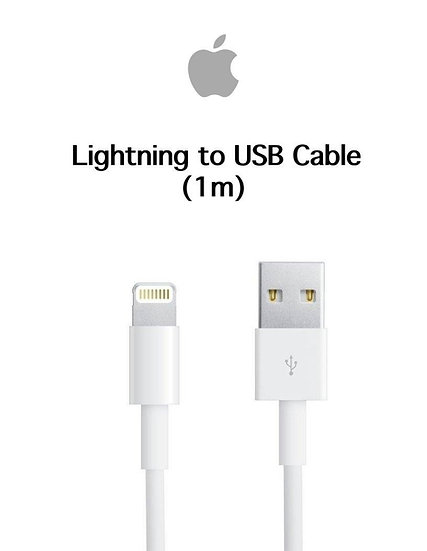 Apple OEM Lightning to USB Cable