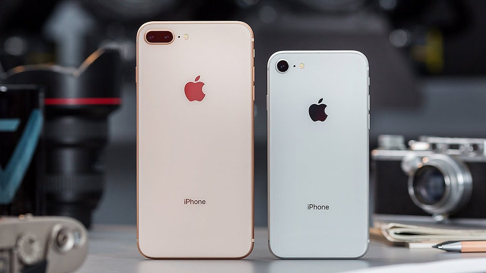 iPhone 8 Plus  Unlocked (Certified Refurbished) Stock A