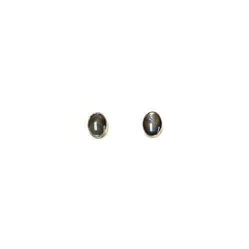 PE49 Petite Oval Earrings