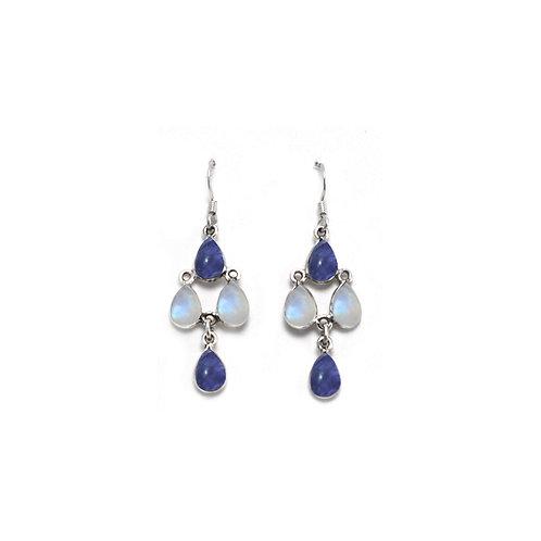 E183  Dew Drop Earrings