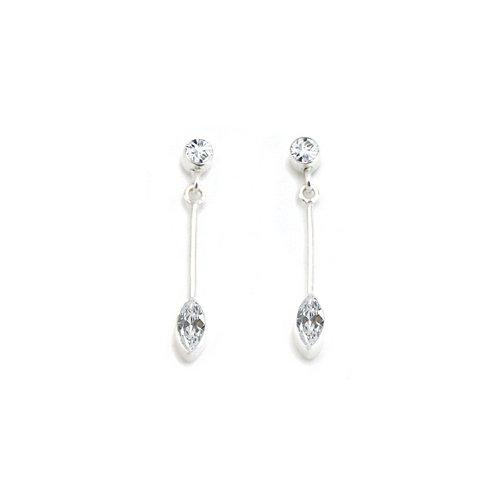 E192 Marquis Drop Earrings