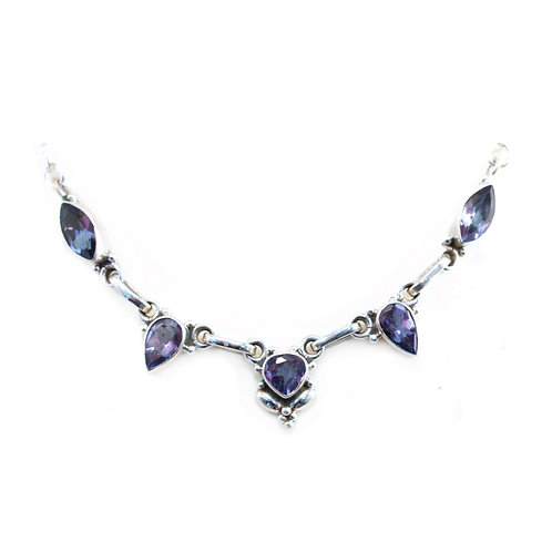 NI35 Gemstone Necklace