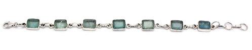B212 Faceted Apatite Bracelet