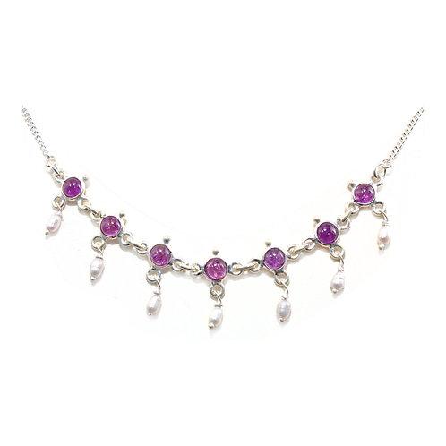 NI84 Princess Drops Necklace