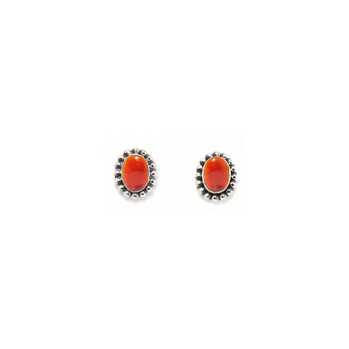 PE4 Post Burst Earrings