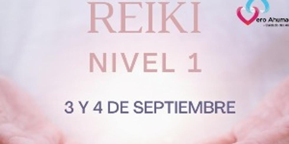 CURSO: Reiki Nivel I