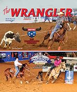 Western Horseman Bring the Herd