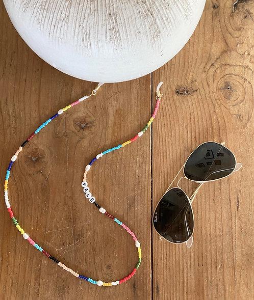 Catenina per occhiali personalizzabile