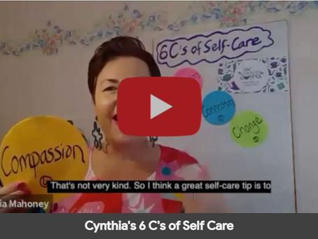 Why Self-Care Isn't Selfish