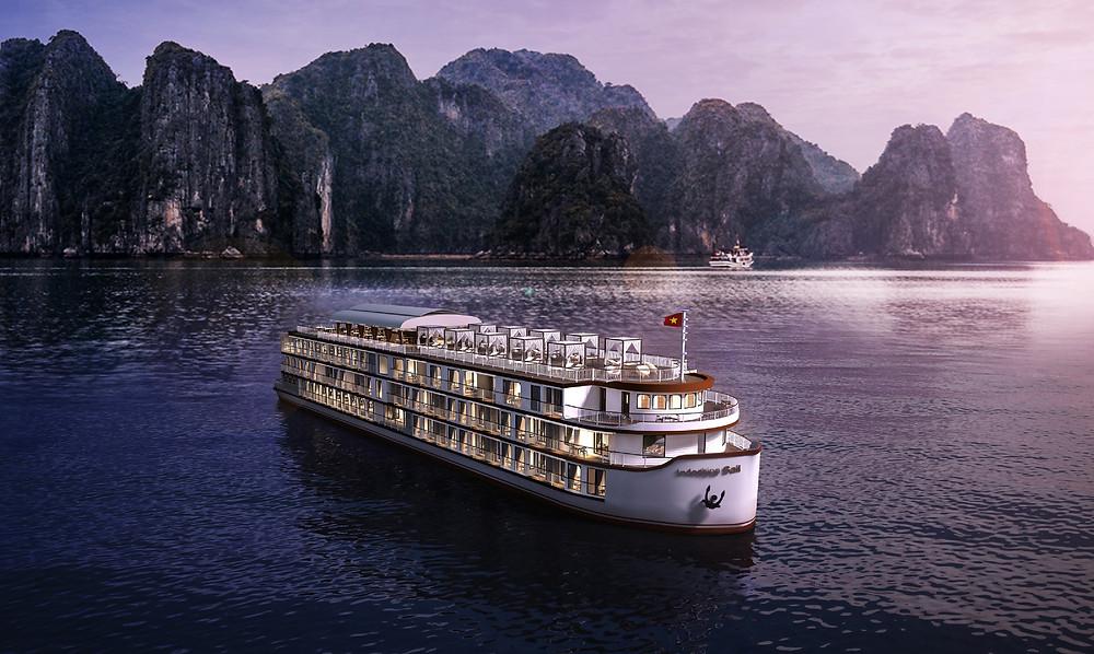 Indochine Cruise Halong Lan Ha Bay