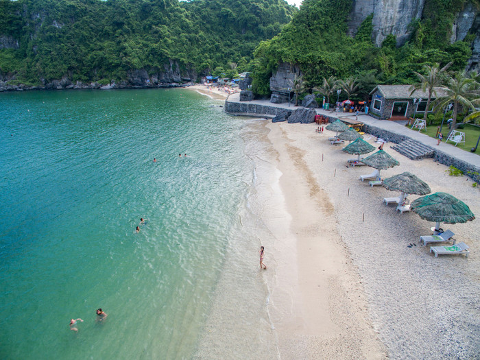 Beach Hop On Cat Ba Island & Ha Long Bay