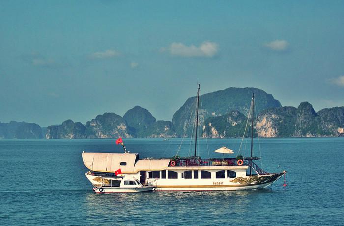 Fantastic trip to Halong Bay