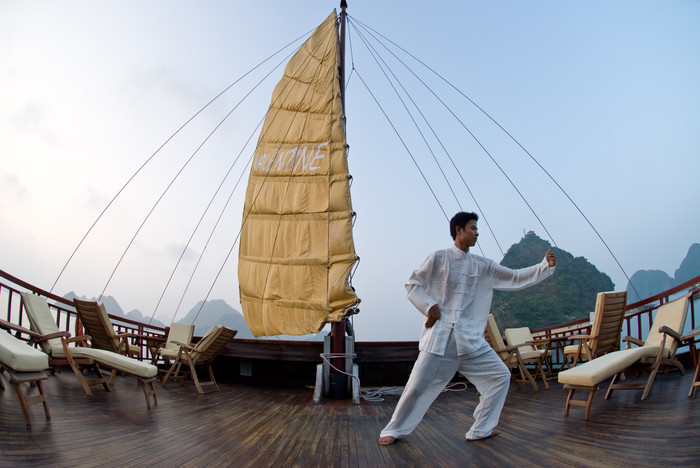 Vietnam is Becoming a Hot Destination for Tai Chi Lovers