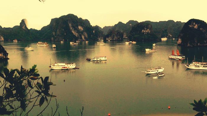 Ha Long Bay, Vietnam Romance