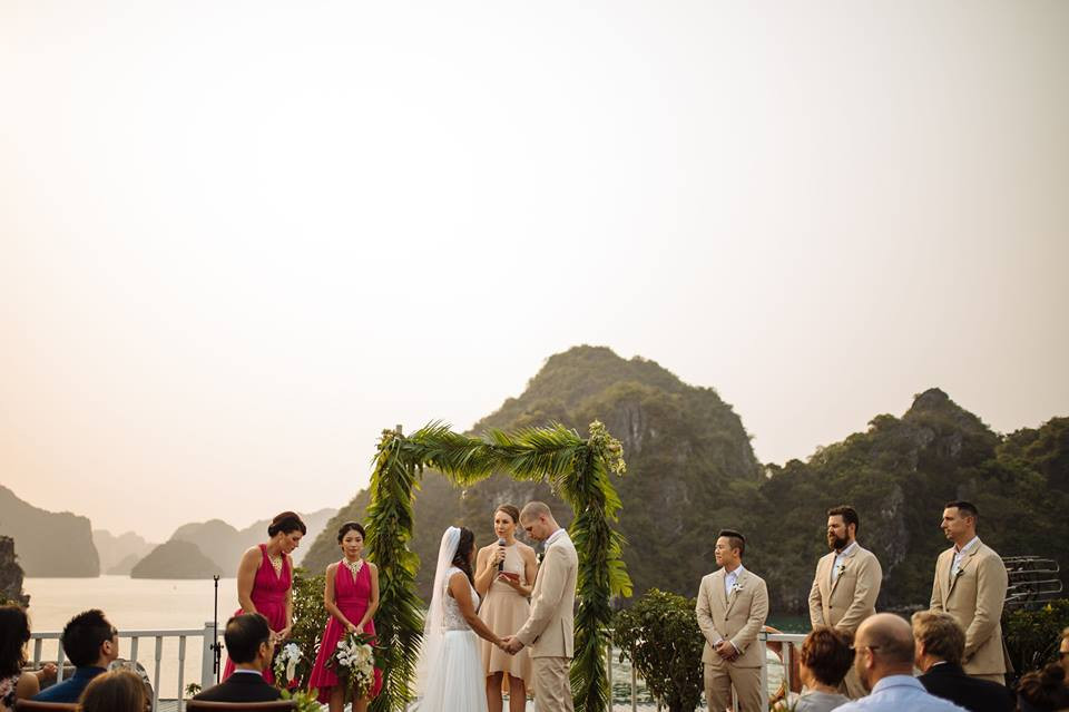 Tristan & Krystal 's wedding