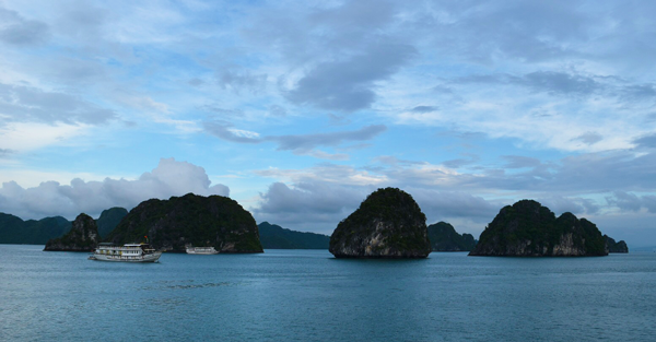 Halong, Vietnam, Travel, Indochin Sails