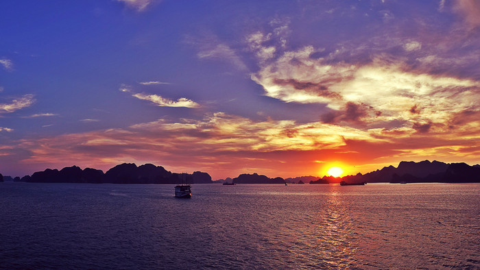 Vietnam's Spectacular Halong Bay