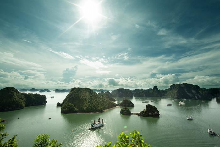 Ti Top - An Amazing Island in Halong Bay