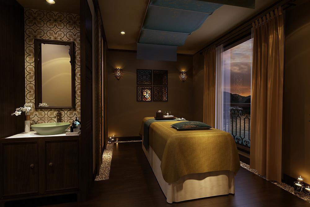 Indochine Cruise Massage Cabin