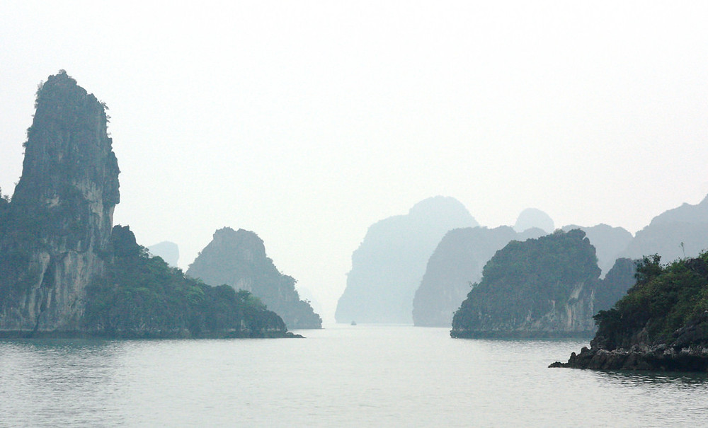 Halongbay, Vietnam, Indochina Sails, Cruise