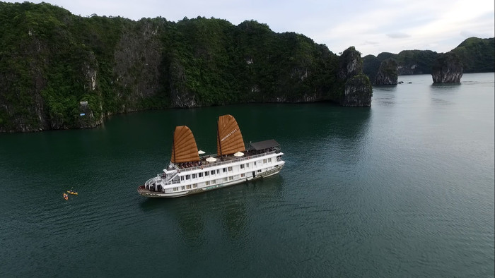 Halong Bay–The Most Beautiful Place on Earth