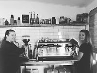 Sarah & Michelle- _from the _Raglan Tave