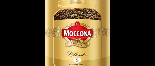 Moccona Tin