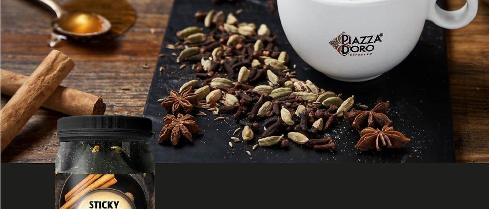 Sticky Chai Tea