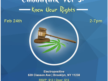 CannaTalk Vol. 3: Know Your Rights