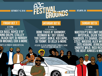 Rebel Minded Media Reporting Live From A3C 2016