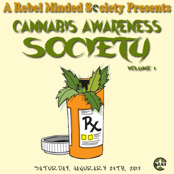 Cannabis Awareness Society Vol. 1