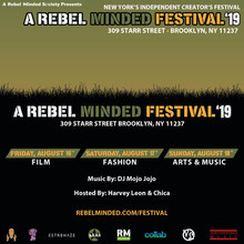 A Rebel Minded Festival 2019
