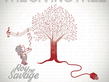 Roy The Savage Presents: The Giving Tree LP