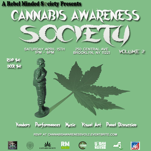 Cannabis Awareness Society Vol. 2