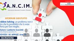 """PARTE LA SERIE DI WEBINAR GRATUITI DI """"ANCIM CULTURA D'IMPRESA""""."""