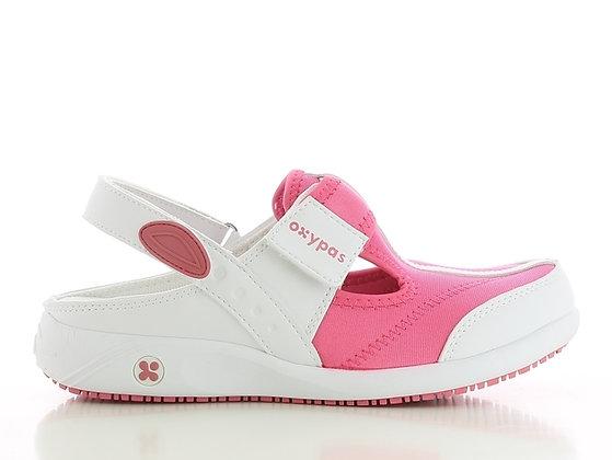 Oxypas Anais - LADIES ultra comfortable nurses shoe in Lycra®
