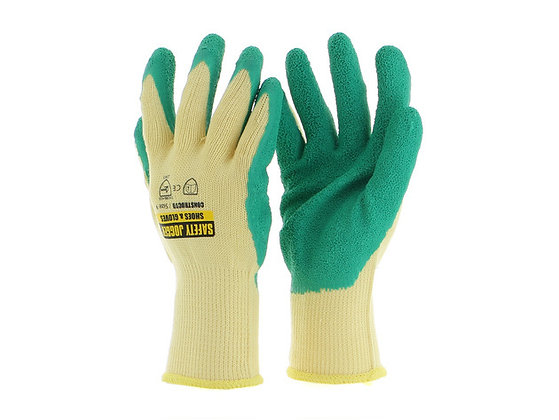 Safety Jogger Gloves - Constructo (Pack of 6 Pairs)