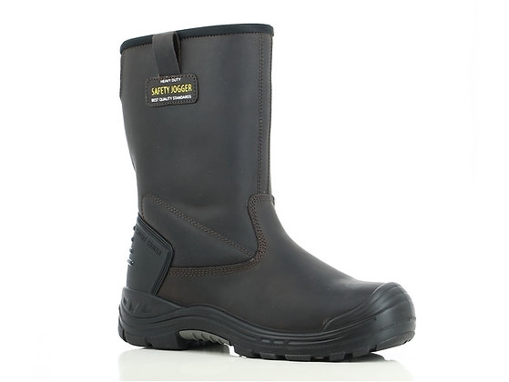Safety Jogger - Boreas - Outstanding in its field - literally!