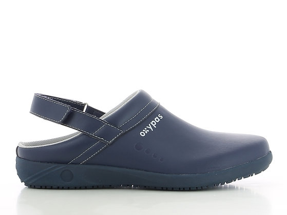 Oxypas Remy - MENS professional leather clog
