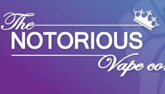 The Notorious Vape Co. Vape Juice